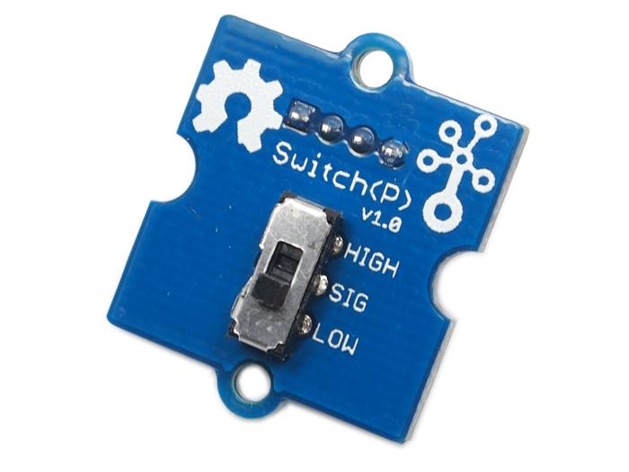Grove - Switch(P) 開關模組
