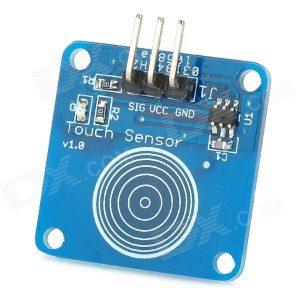 Catalex TTP223B Arduino 電容式觸摸感測器模組 輕觸開關模組