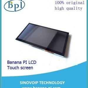 香蕉派 Banana Pi (BPI-M1/M2U/M2+/M3/M64) 原廠 7吋液晶觸摸螢幕 顯示屏