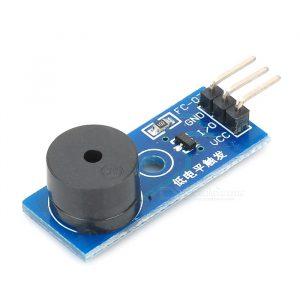 源蜂鳴器模組 低電平觸發 蜂鳴器控制板報警器