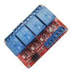 4路5V繼電器模組 光耦隔離 可設定高低電平觸