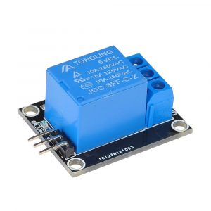 Arduino 杜邦線快接型 5V 繼電器模組
