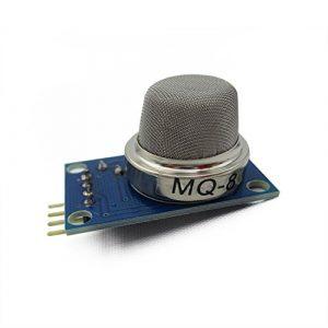 MQ-8 氫氣檢測報警感測模組
