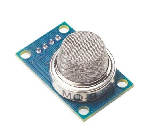 MQ-9一氧化碳可燃氣體感測器  支援檢測報警觸發