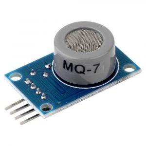 MQ-7 一氧化碳 CO 氣體感器測模組 支援檢測報警觸發