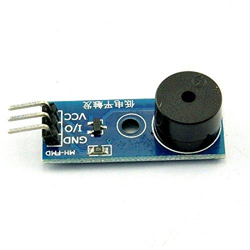 有源蜂鳴器模組 低電平觸發蜂鳴器