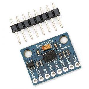 GY-291 ADXL345 數字三軸重力加速度 傾斜度模組  IIC/SPI 傳輸