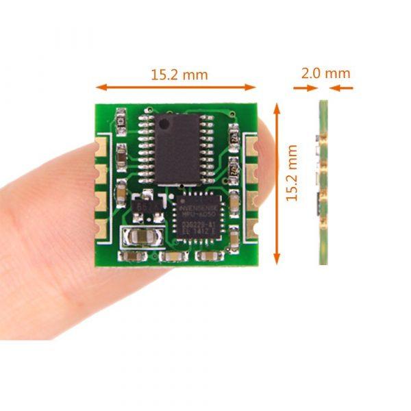 JY-61 MPU6050 6軸 Kalman Filter 卡爾曼濾波模組 (3軸加速計+3軸陀螺儀)