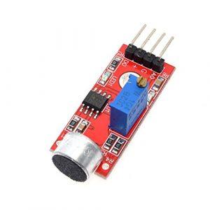 高感度麥克風感測器模組 四針有模擬輸出