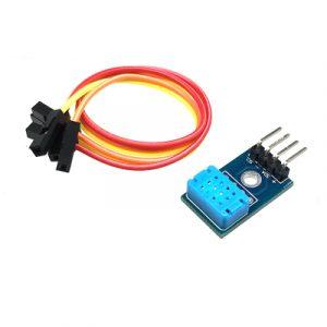 DHT12 數字溫濕度感測器模組 單總線 和 I2C 通信 DHT11升級版