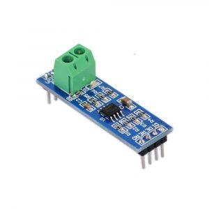 MAX485 RS-485 互轉 TTL模組 可雙向通訊