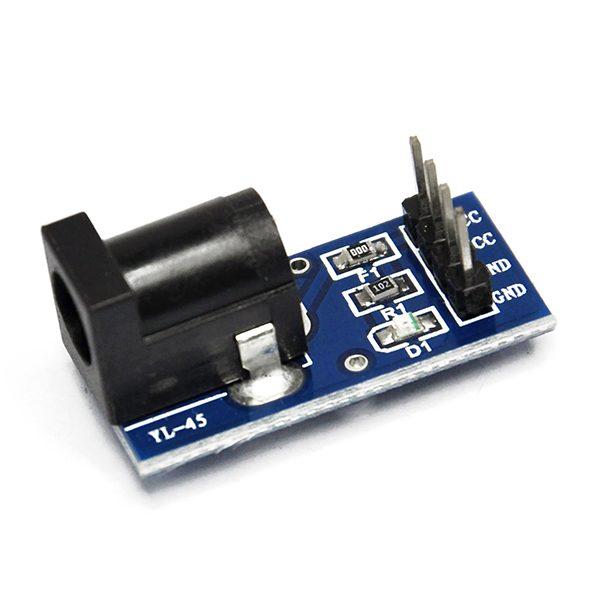 DC 5.5*2.1mm 直流電源接頭轉接模組
