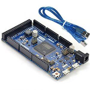 Arduino DUE R3 副廠開發板 強悍的Arduino / Atmel SAM3X8E / 附 micro USB線