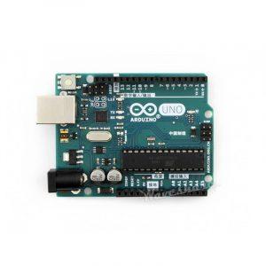 Arduino UNO R3 中文版 / 中國 Arduino 原廠出貨正版 PCB 印刷為中文