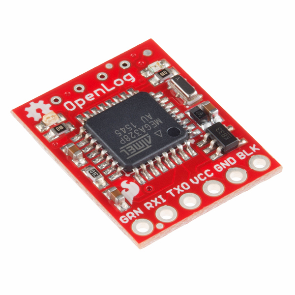 SparkFun OpenLog microSD 數據記錄 ATmega328 開發板 SparkFun 原裝進口