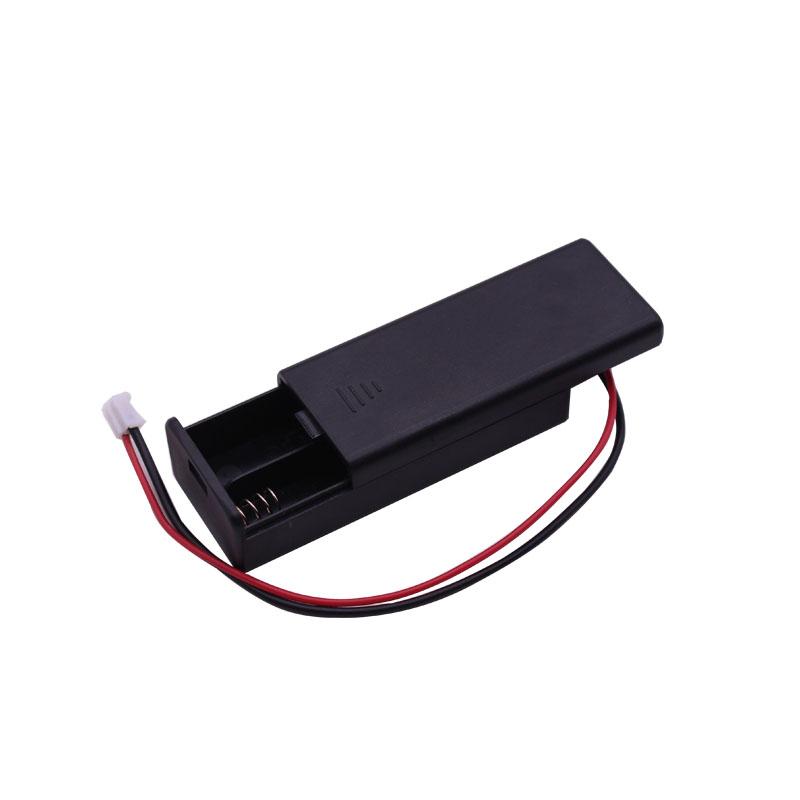 2AAA 兩節4號電池盒 BBC Micor:bit 電池盒封閉式