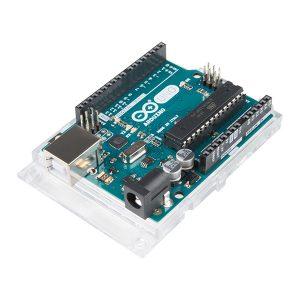 Arduino UNO R3 義大利原裝 Arduino UNO Rev33 開發板 新版含壓克力底板
