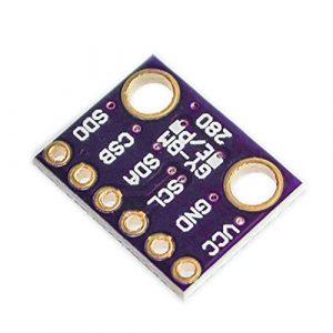 GY-BME280-3.3 高精度大氣壓強傳感器模組 高度計