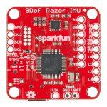 SparkFun 9DoF Razor IMU M0 九軸多功能感測器 9自由度感測模組 SparkFun 原裝進口