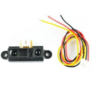 SHARP GP2Y0A41SK0F 紅外線距離感測器 測量範圍 4~30cm Analog 夏普測距感測器