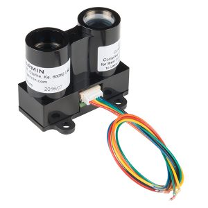 LIDAR-Lite v3 雷射激光高性能光學距離測量感測器 雷射測距儀 原裝 SparkFun 進口