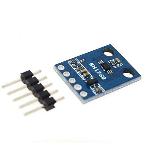 BH1750 微型數位光強度光照感測模組 GY-302 光照度傳感器