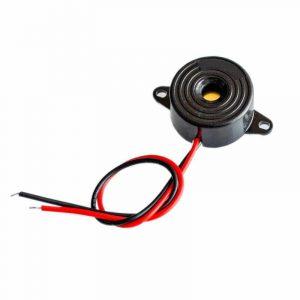 高分貝SFM-20B型 DC3-24V 有源壓電式蜂鳴器 連續聲訊響器