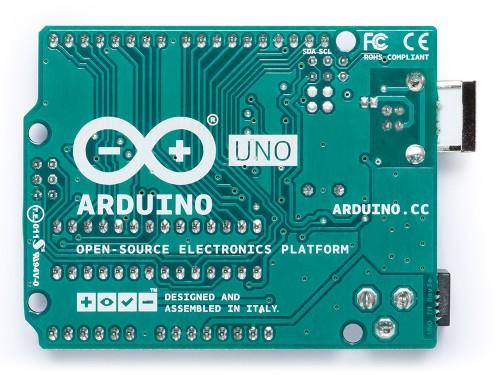 Arduino UNO R3 義大利原裝 Arduino UNO Rev3 開發板 含壓克力底板 2018 Arduino.cc 新版非庫存 本公司銷售的 Arduono uno r3 為 2018 年由 Arduino.cc 出貨的新版本PCB 非 Arduin.org 庫存品