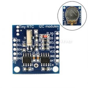 DS1307 微型時鐘模組 Tiny RTC I2C Module 24C32 寄存器