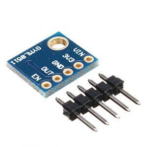 GY-8511 紫外線感測器模組 GY-ML8511 UV Sensor Breakout 傳感器 類比量輸出