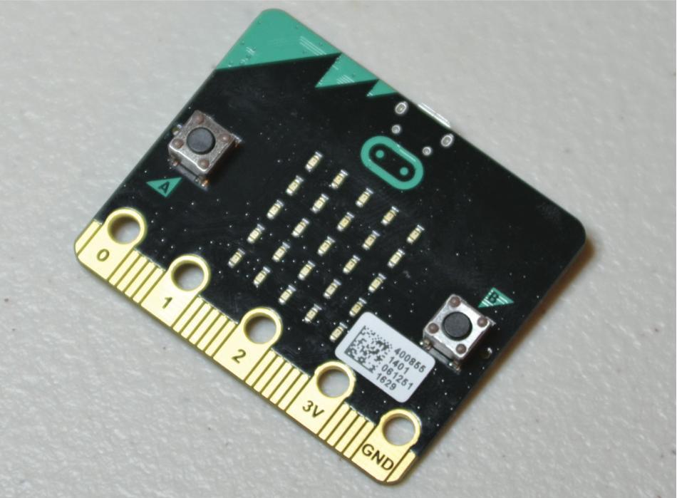 BBC Micro:bit 微型電腦開發板