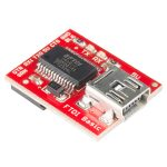 Sparkfun FTDI Basic Breakout – 5V FT232RL 晶片 原裝進口