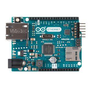 ARDUINO ETHERNET REV3 WITHOUT POE 開發板 Arduino 乙太網路開發板 義大利原廠 原裝進口