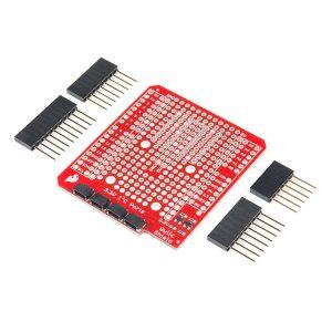 SparkFun Qwiic Shield for Arduino /  SparkFun Arduino Qwiic 系統 I2C 模組擴展板