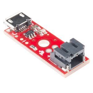SparkFun LiPo Charger Basic - MicroUSB  LiPo 鋰電池充電模組