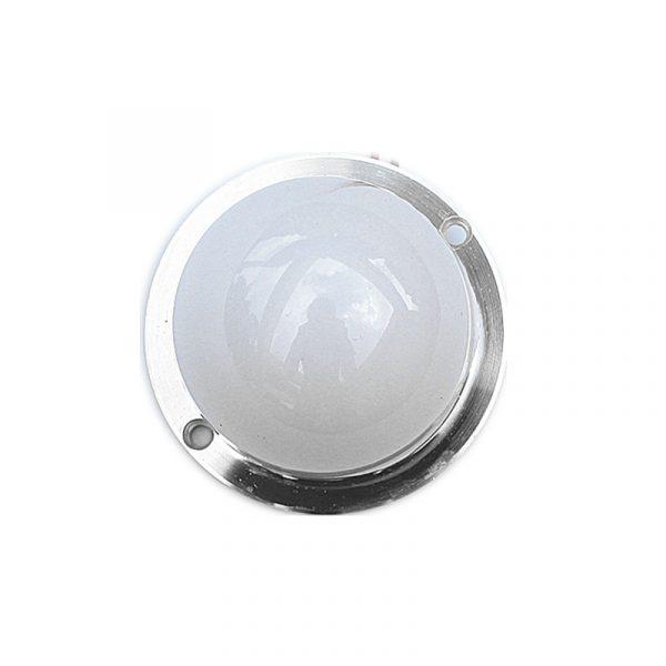 白光 LED 燈珠模組 3W5V 免開孔已含散色燈座