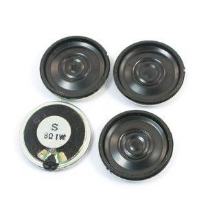 1瓦8歐姆小喇叭揚聲器厚度5mm 直徑 28MM/8R/1W  揚聲器