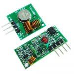 315MHZ RF 無線模組  Arduino 遙控器 315M 含發射與接收模組