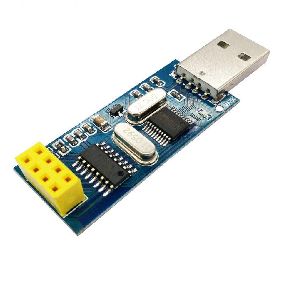 nRF24L01 USB 無線串口模組 串口轉 nRF24L01+ 無線通訊模組