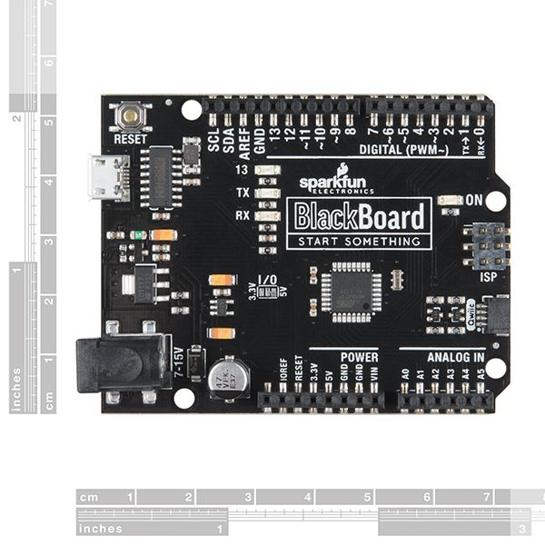 相容 Arduino Uno R3 更勝一籌 支援 Qwiic 接頭 串聯更多感測器