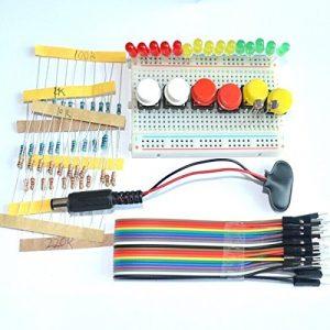 Arduino UNO R3 基本實驗電子元件套件組