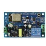 WIFI 繼電器模組 WIFI智能開關 ESP8266 繼電器智慧家居開關 110-220V