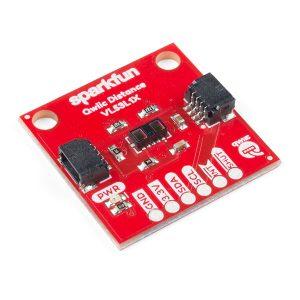 SparkFun  VL53L1X 雷射距離感測器模組 -可測距離 4米 支援 Qwiic 快接系統