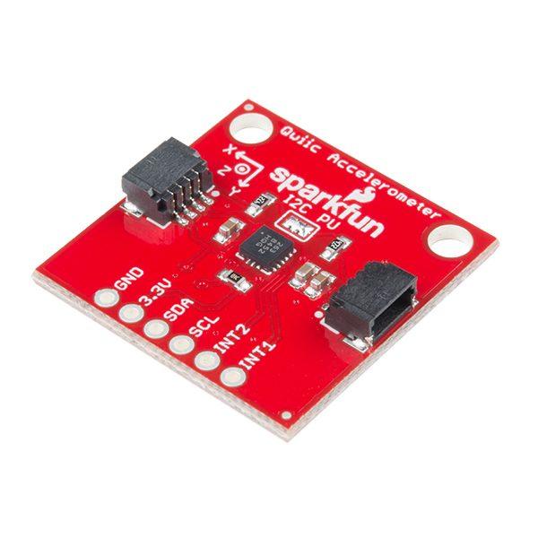 SparkFun MMA8452Q 三軸加速度計模組 SparkFun Triple Axis Accelerometer Breakout - MMA8452Q (Qwiic)