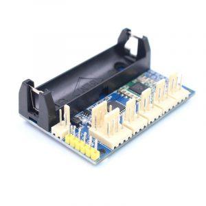Arduino ATmega328P Sx1278 LoRa 433Mhz 2.4G 無線節點模組 RFM98 含  Arduino 範例