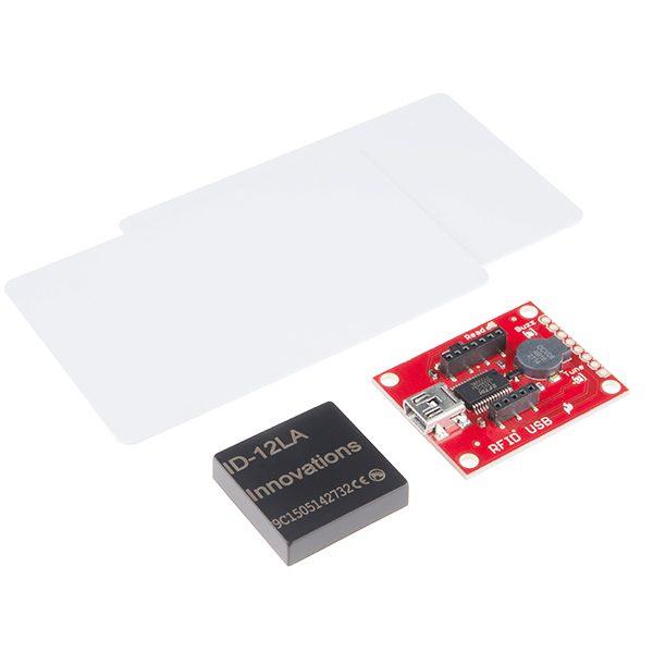 SparkFun RFID 入門開發套件  支援 Arduino