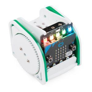 Kitronik MOVE Mini Buggy Kit  Micro:bit 智能小車套件 英國 Kitronik 原裝進口