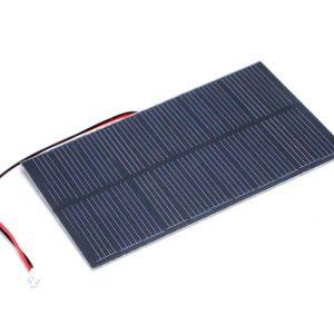 1.5W 5.5V 270mA 太陽能充電板 1.5W Solar Panel 81X137