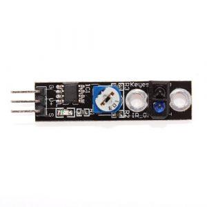 TCRT5000 反射型光電開關  自走車紅外線尋跡/循線模組