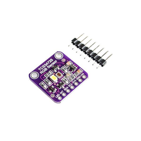 TCS34725 顏色感測器  Color Sensor 感測器模組